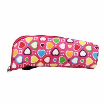 Mosunx Baby Thermal Feeding Bottle Warmers Mummy Tote Bag Hang Stroller Pink