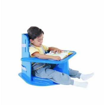 Tumble Forms Corner Chair with tray