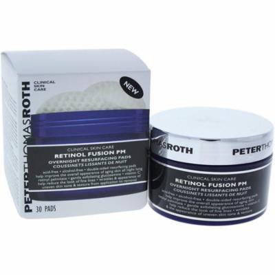 4 Pack - Peter Thomas Roth Retinol Fusion PM Overnight Resurfacing Pads 30 ea