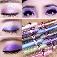 Roll On Eye Shimmer Glitter Eye Shadow Loose Powder Eye Face Beauty Cosmetics ECBY