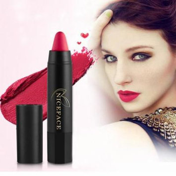 New Makeup Cosmetic Matte Long Lasting Vintage Style Soft Lip Cream Lipstick Lip Gloss CDICT