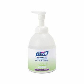 Green Certified Instant Hand Sanitizer Foam, 535 Ml Bottle, 4/ct