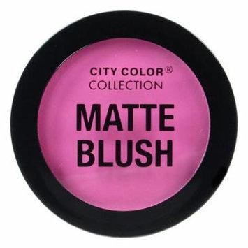 CITY COLOR Matte Blush - Fuchsia