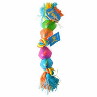 JW Pet Triple Knot Treat Pod Dog Toy Large - 18