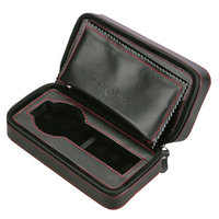 Adfa, Inc. Diplomat Watch Storage Case Leatherette Travel Pouch 2 Watch