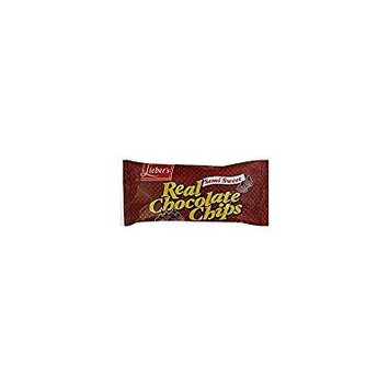 Lieber's Chips Wow Real Chocolate Chip Cookies 14 Oz. Pk Of 3.