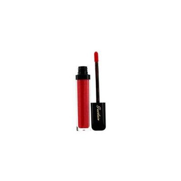 4 Pack - Guerlain Maxi Shine Lip Gloss for Women, Red Pow 0.25 oz