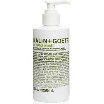 4 Pack - Malin + Goetz Hand + Body Wash, Rum 8.5 oz