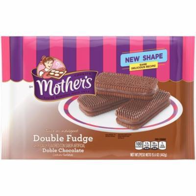 Mother's® Double Fudge Cookies 15.6 oz. Pack