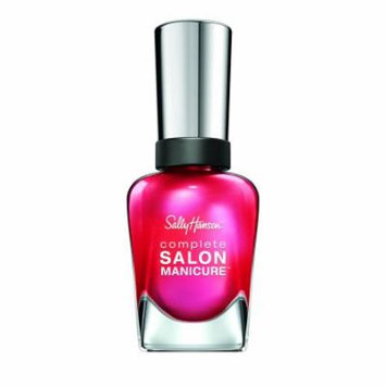 Sally Hansen Complete Salon Manicure Self Made Beauty, Collabo Red