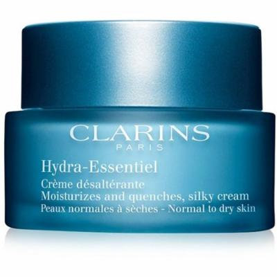 3 Pack - Clarins Hydra-Essentiel Moisturizes and Quenches Silky Cream, Normal To Dry Skin 1.7 oz