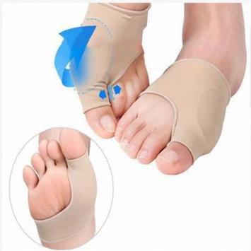 Bunion Relief Sleeve Lycra Fabric Hallux Vagus Gel Pads Bunion Separator Cushion Protector Sleeves