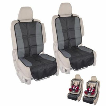 InstaSeat Car Seat Protector for Child & Baby Car Seats - Premium Non-Slip Backing Protects Vehicle Interior
