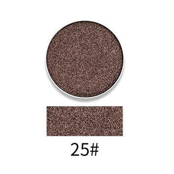 CYCTECH 18 Colors Cosmetics Highlight Eyeshadow Press Powder Makeup Glitter Smoky Eye Shadow