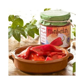 Monjardin Organic Fire-Roasted Piquillo Peppers (7 oz/200 g)