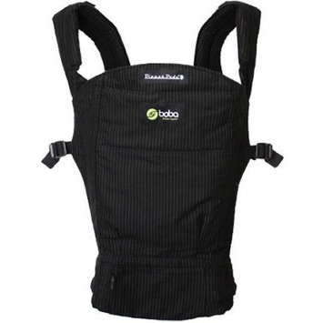 Boba 3G Baby Carrier Special Edition Diaper Dude, Black With White Pinstripes [Pinstripe]
