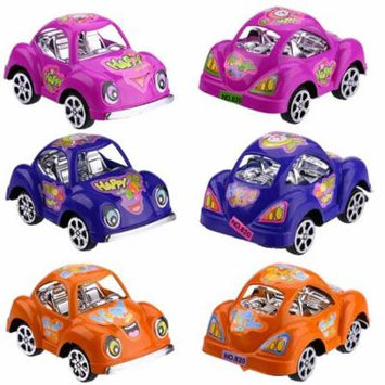 Womail Funny Pull back Toy Baby Cute Car Model Toy Baby Filed Gift For Kids
