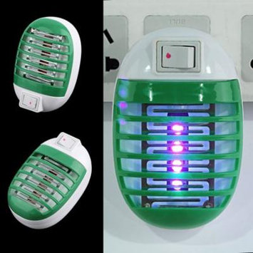 Mini LED Socket Mosquito Fly Bug Insect Trap Night Lamp Killer Zapper Electric Mosquito Killer Lamp Mosquito Repellent
