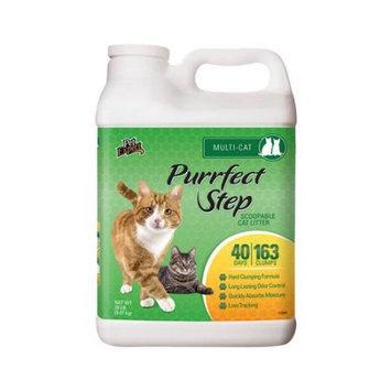 Oil-dri Oil Dri 2 Packs PE20LB Mult Cat Litter