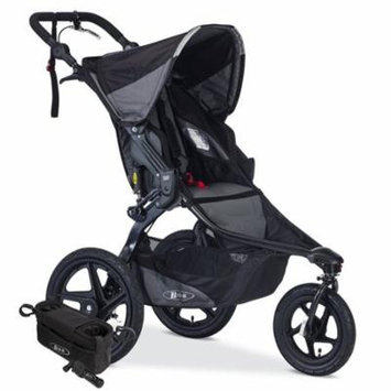 BOB Revolution Pro Jogging Stroller Bundle, Black
