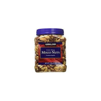 Kirkland Signature, Extra Fancy Mixed Nuts 40 Ounce (Pack of 6)
