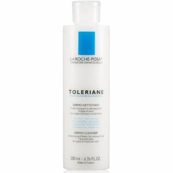 2 Pack - La Roche-Posay Toleriane Dermo- Cleanser Face Wash & Makeup Remover 6.76 oz