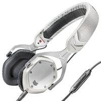 V-moda - Crossfade M-80 On-ear Headphones - White/silver