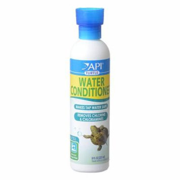 API Turtle Water Conditioner 8 oz - Pack of 3