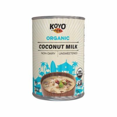 Koyo Organic Coconut Milk - Original - 13.5 Oz.