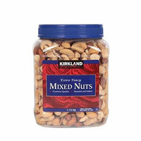Kirkland Signature Extra Fancy Mixed Nuts-40 oz (2.5 lb) 1.13kg