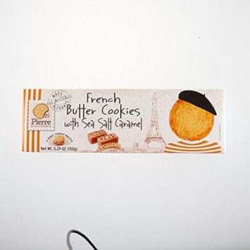 French Butter Cookies With Sea Salt Caramel - 5.29 oz