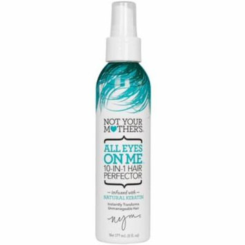 4 Pack - Not Your Mother's All Eyes On Me 10-In-1 Hair Perfector 6 oz