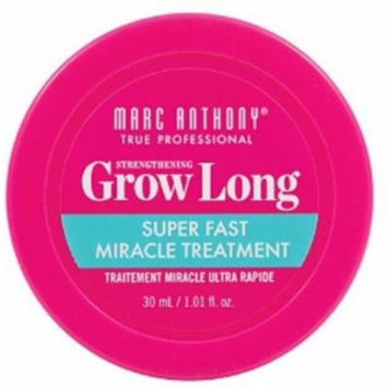 2 Pack - Marc Anthony Grow Long Super Fast Miracle Treatment 1.01 oz