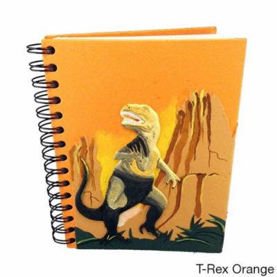 Maximus Mr. Ellie Pooh Hand-crafted 8-inch Journal (Sri Lanka)