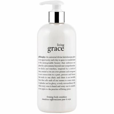 2 Pack - Philosophy Living Grace Firming Body Emulsion 16 oz