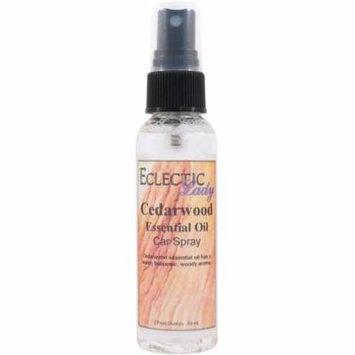 Cedarwood Essential Oil Car Spray, 8 ounces