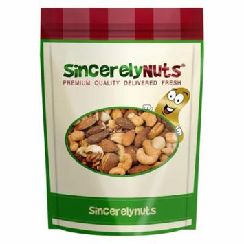 Sincerely Nuts Mixed Nuts Roasted Unsalted, 1 LB Bag