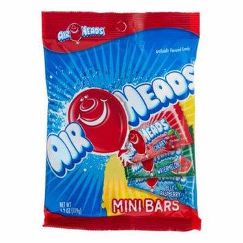 Airheads Candy Mini Bar Bag, 4.2 Oz