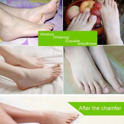 1 Pair Foot Peeling Renewal Mask Exfoliating Mask Remove Hard Dead Skin Cuticle Heel ANGHE