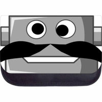 Robot with a Stache - 5