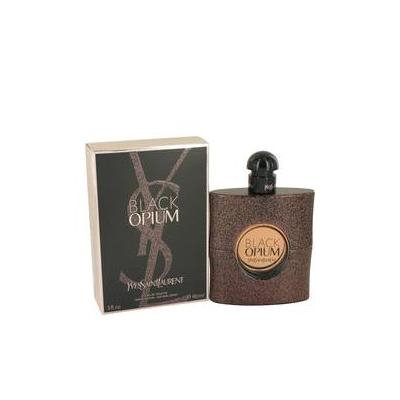 Black Opium by Yves Saint Laurent Eau De Toilette Spray 3 oz