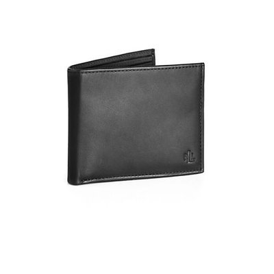Lauren Ralph Lauren Leather Passcase Wallet