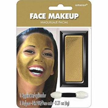 Gold Cream Face Makeup - 0.21 oz