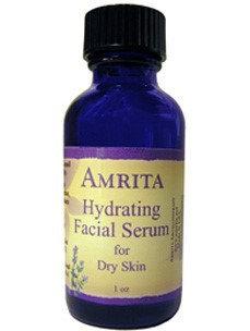 Hydrating Facial Serum 1 oz by Amrita Aromatherapy