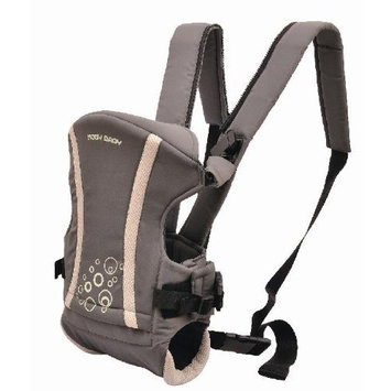 SOHO 4 Positions Deluxe Baby Carrier - 5 Colors (GRAY)