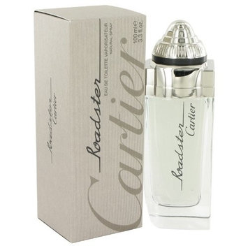 Càrtier Rðadster Côlogne For Men 3.4 oz Eau De Toilette Spray + FREE VIAL SAMPLE COLOGNE