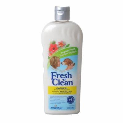 Fresh 'n Clean Oatmeal 'n Baking Soda Shampoo - Tropical Scent 18 oz - Pack of 6