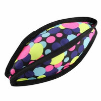 Squeaky Dog Toys Durable Canvas Colorful Rugby Shape Dog Toys Dogs Pets Creative Dog Toys Dog Training Toys Puppy Toys for Chewing