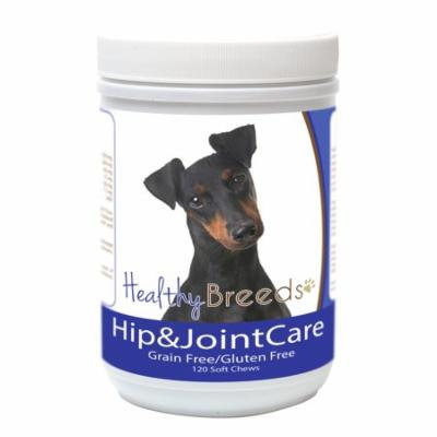 Healthy Breeds Manchester Terrier Hip and Joint Care 120 Count