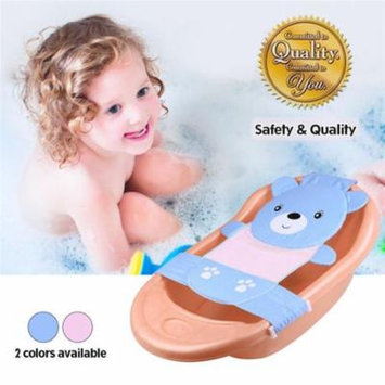 Baby Bathtub Support, Adjustable Infant Newborn Toddler Tub Sling, Non-Slip Baby Bath Seat Shower Pool Support, Bath Seat Support, Bathing Nursery for Newborn 0-2 Year